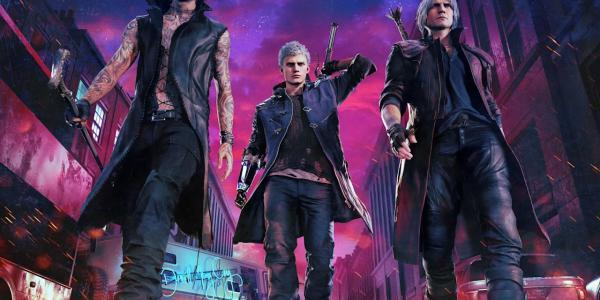PlayStation 5 tendrá la nueva edición de Devil May Cry 5