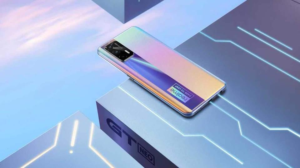Realme GT Neo Flash Edition may debut on May 24