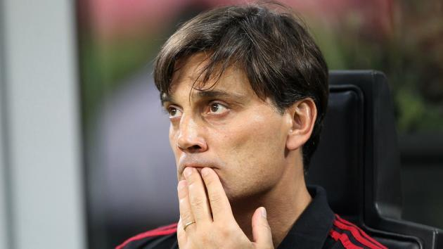 Montella dismisses talk of Milan title challenge