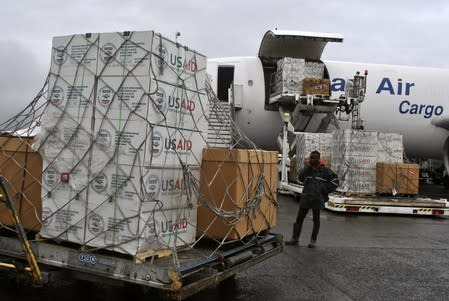 Trump drops bid to slash foreign aid after Congress objects