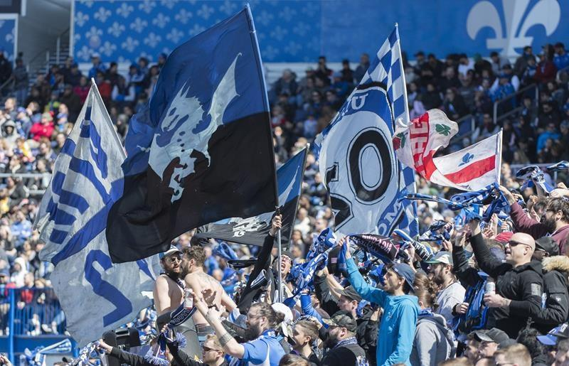 Montreal Impact plan to have small crowd at next week's home game