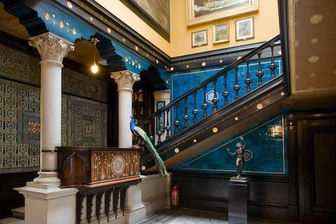 Inside Leighton House - Credit: GETTY