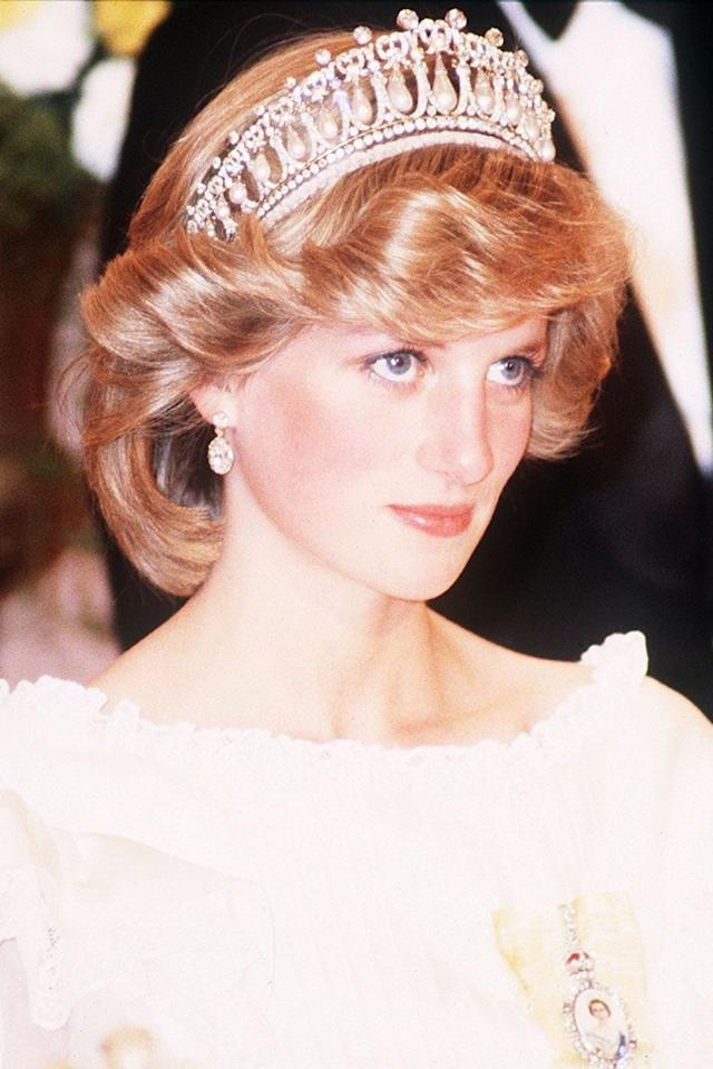 <p>The beloved Princess of Wales, referred to as the People's Princess, was as much a fashion icon as she was a humanitarian.</p>
