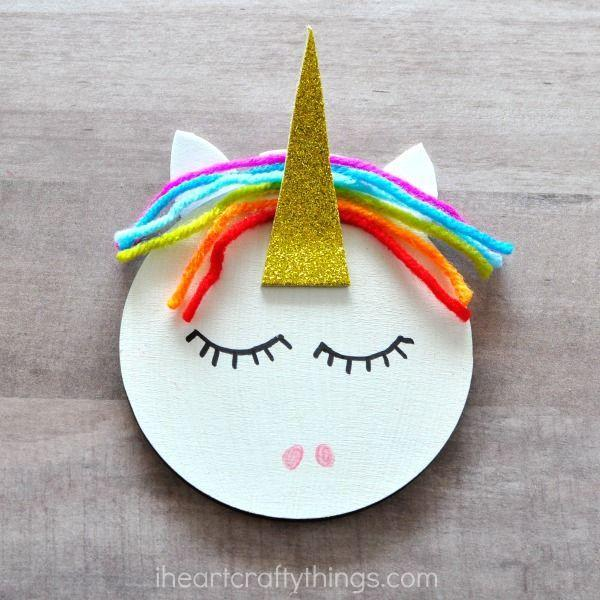 "<p>A sparkly horn and rainbow mane crafted from yarn makes this easy DIY super colorful.</p><p><strong>Get the tutorial at <a href=""https://iheartcraftythings.com/unicorn-christmas-ornament.html"" rel=""nofollow noopener"" target=""_blank"" data-ylk=""slk:I Heart Crafty Things."" class=""link rapid-noclick-resp"">I Heart Crafty Things.</a></strong></p><p><strong><a class=""link rapid-noclick-resp"" href=""https://www.amazon.com/gp/product/B0026HSZVG?tag=syn-yahoo-20&ascsubtag=%5Bartid%7C10050.g.23489709%5Bsrc%7Cyahoo-us"" rel=""nofollow noopener"" target=""_blank"" data-ylk=""slk:SHOP GLITTER FOAM SHEETS"">SHOP GLITTER FOAM SHEETS</a><br></strong></p>"