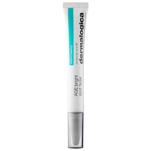 <p>While the salicylic acid in this top-rated <span>Dermalogica Age Bright Spot Fader</span> ($45) is clearing current breakouts, other ingredients like niacinamide are working to help uneven skin tones and dark spots from past acne at the same time.</p>