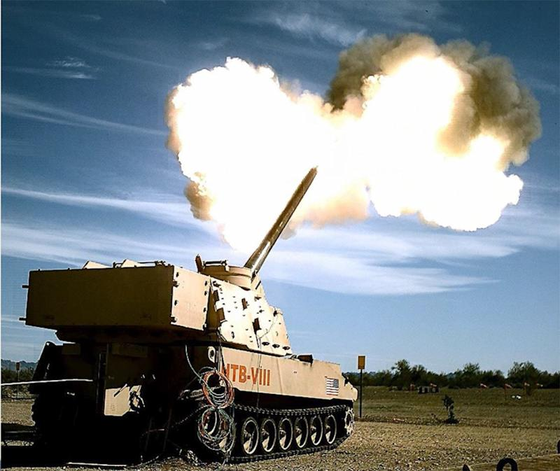 US Army picks 6 to work on autonomous munitions resupply for field artillery units