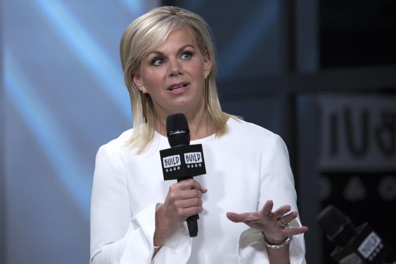 """In a Lenny Letter essay published on Tuesday, Gretchen Carlson wrote that""""boorish behavior transcends ideology and political lines."""" (Santiago Felipe via Getty Images)"""