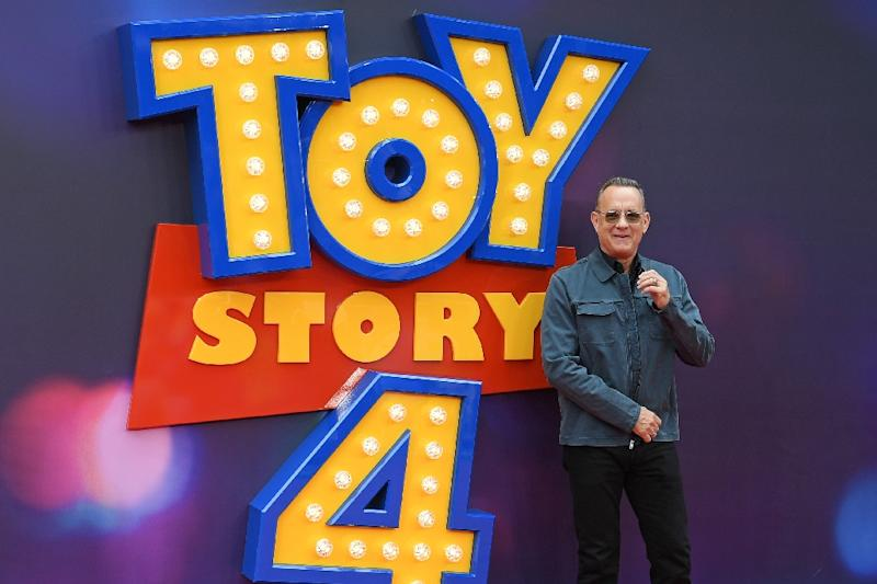 """This fourth """"Toy Story"""" again features the unmistakable voice of Tom Hanks as Woody, the ever-eager but empty-holstered cowboy doll"""