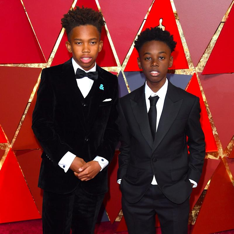 The Kids From Moonlight Go Back to School After Their Oscar Win - Watch the Darling Video