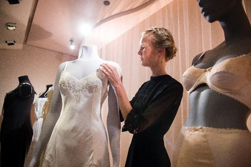 A brief history of underwear exposed at London's V&A