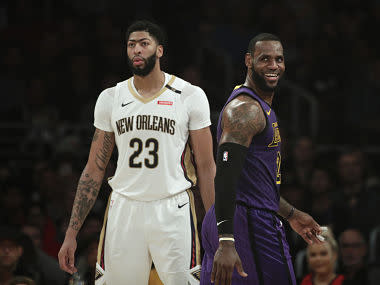 NBA: New Orleans Pelicans trade Anthony Davis to Los Angeles Lakers in blockbuster deal, say reports