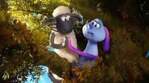 A Shaun The Sheep Movie: Farmageddon. Image via Netflix