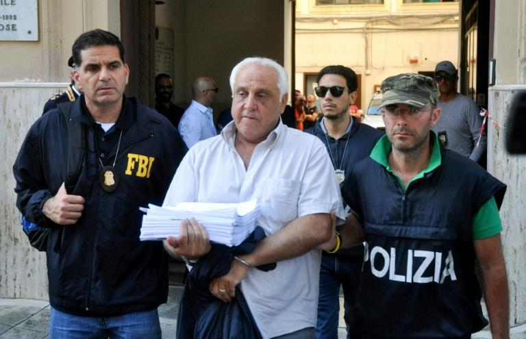 Also arrested was Tommaso Inzerillo who according to media reports is head of the Inzerillo crime family