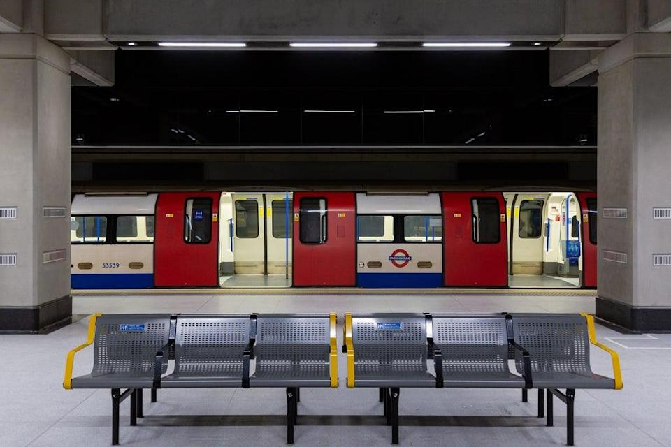 The first major expansion of the London Underground this century will open later this month (TfL/PA)