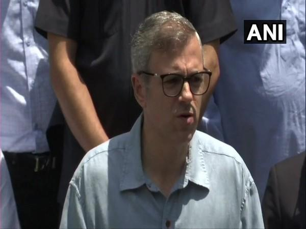 National Conference Party leader Omar Abdullah (File Photo)