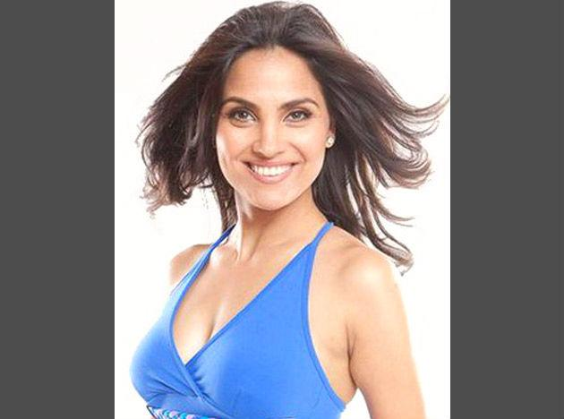 <b>Lara Dutta</b> The former Miss Universe showed off her toned curves beautifully in films like Blue and Jhoom Barabar Jhoom. Even after having a baby she is back on the fitness track. She works five days a week combining cardio, strength training and yoga. Not only she is keeping herself fit, but she is also dishing out tips to people through her DVDs.
