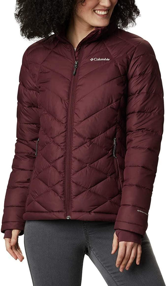 <p>Going on a hike? Make this <span>Columbia Heavenly Jacket</span> ($120) part of your uniform, and wear it with thick leggings and chunky sneakers. You'll get a lot of wear out of it.</p>