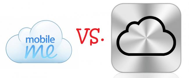 MobileMe vs. iCloud: A look at the alterations