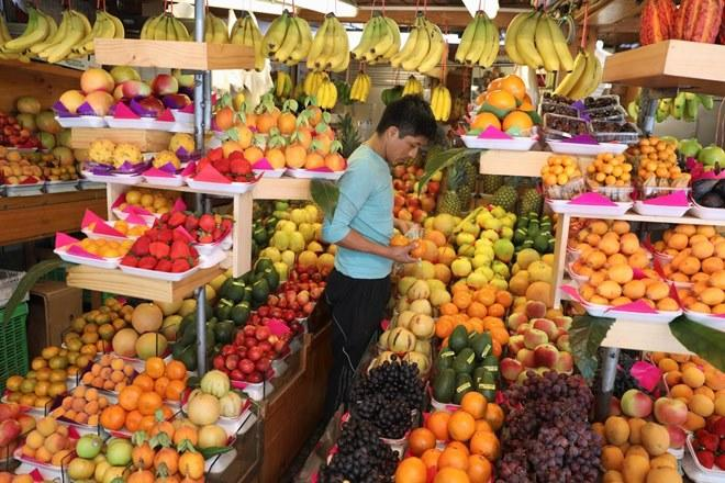 Therefore, it is always better to consume fresh & seasonal whole fruits. (Reuters image)