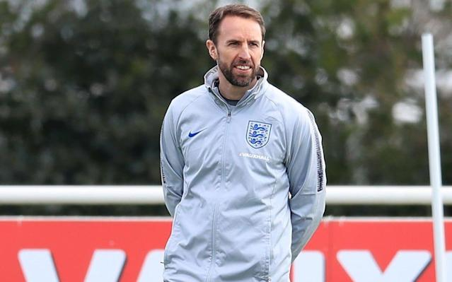Gareth Southgate has named his 23-man England squad for the World Cup - PA