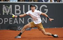 <p>Rudolph Molleker is a German tennis player and currently works with Mouratoglou and his team to improve his game.</p>