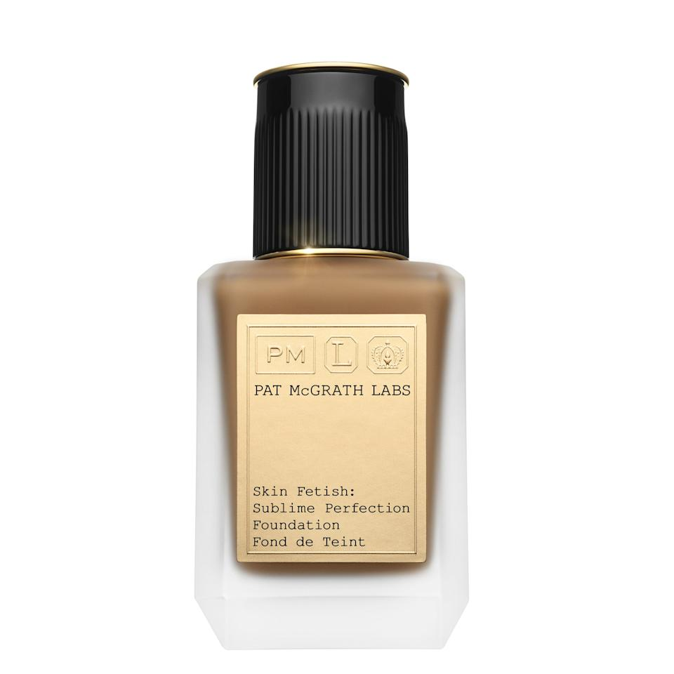 "<p>It shouldn't come as a shocker that when Pat McGrath launched a foundation it would be the absolute best. This foundation, available in 36 shades, is totally buildable and allows the wearer to create their perfect look, from sheer coverage to flawless medium coverage. Apply it with your fingers, a brush, or a sponge and be ready for backstage skin.</p> <p>$68 (<a href=""https://www.sephora.com/product/skin-fetish-sublime-perfection-foundation-P447519"" rel=""nofollow"">Shop Now</a>)</p>"