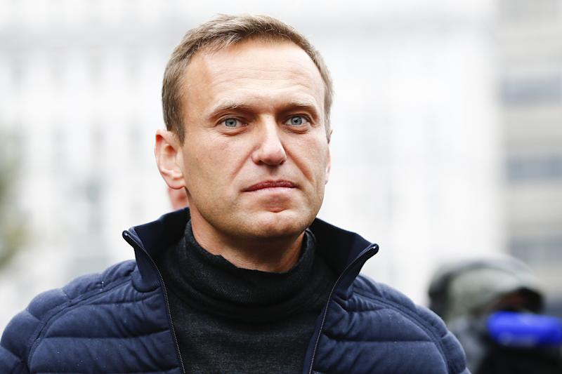 Alexei Navalny (Photo by Sefa Karacan/Anadolu Agency via Getty Images)