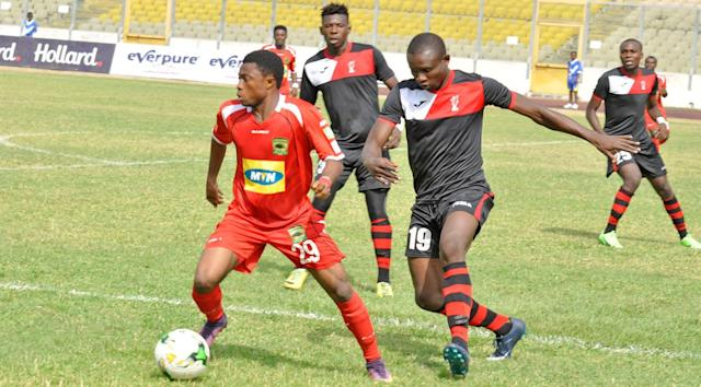 It is the end of the road for the Ghanaians who have been eliminated from the continental inter club championship