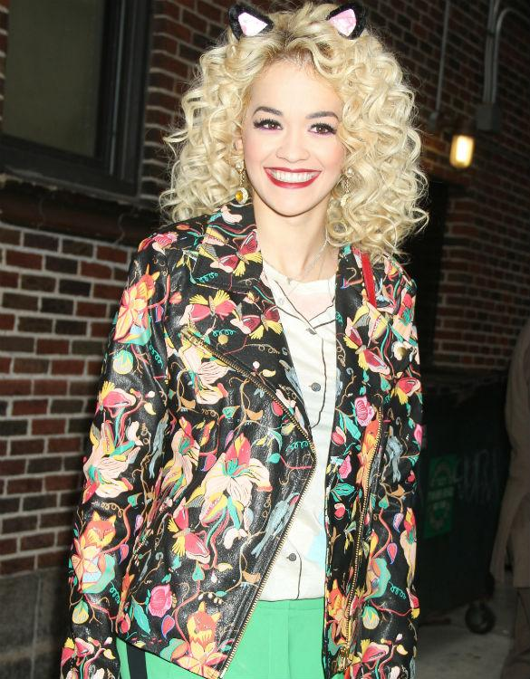 Rita Ora Plans 'Amazing' Fashion Line, But Admits To Wearing £2 T-Shirts