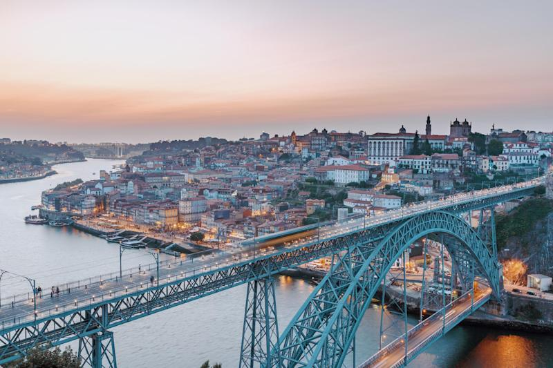 Sip port in Porto – the drink's namesake - getty
