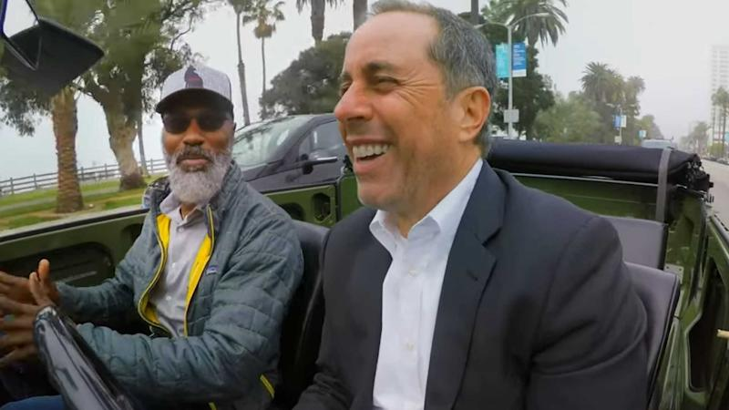 Jerry Seinfeld Shreds Comedians In Cars Getting Coffee Lawsuit