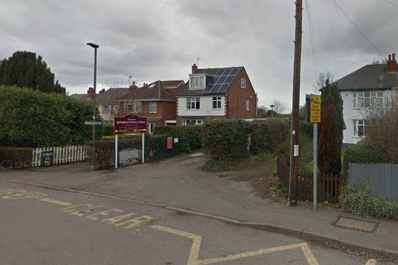 Springfield Primary School, in Derby, has been claosed for 14 days (Picture: Google)