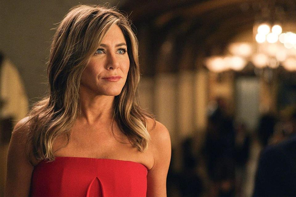 <p>Everyone's been obsessed with Rachel Green since she stormed into Central Perk in a wedding dress. While Aniston's been quite prolific in movies since <em>Friends</em>, and has kept the tabloids busy with their imaginations, her real win was returning to the small screen for her starring role in the Apple TV series <em>The Morning Show</em>. Her turn as morning news anchor Alex Levy, alongside Reese Witherspoon and Steve Carell, scored her an Emmy nod.</p>