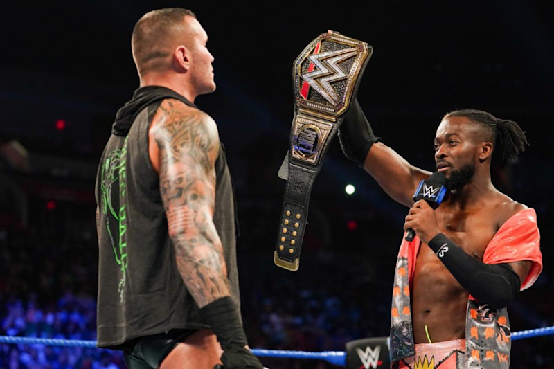 WWE SmackDown Results: Kofi Kingston Names SummerSlam 2019 Opponent, Shawn Michaels Makes an Appearance