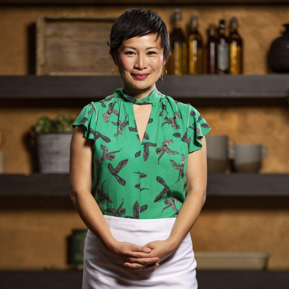 Poh Ling Yeow on MasterChef Back To Win in 2020