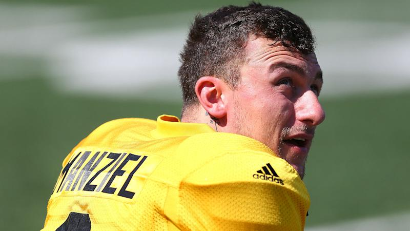 Johnny Manziel released by CFL's Montreal Alouettes for violating contract