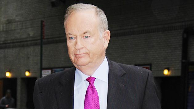 He's back! Bill O'Reilly on air Monday