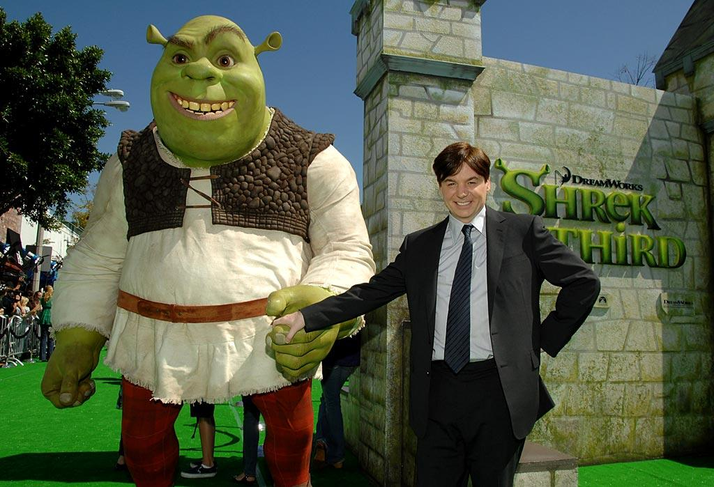 """It's not easy being green. Lester Cohen/<a href=""""http://www.wireimage.com"""" target=""""new"""">WireImage.com</a> - May 6, 2007"""