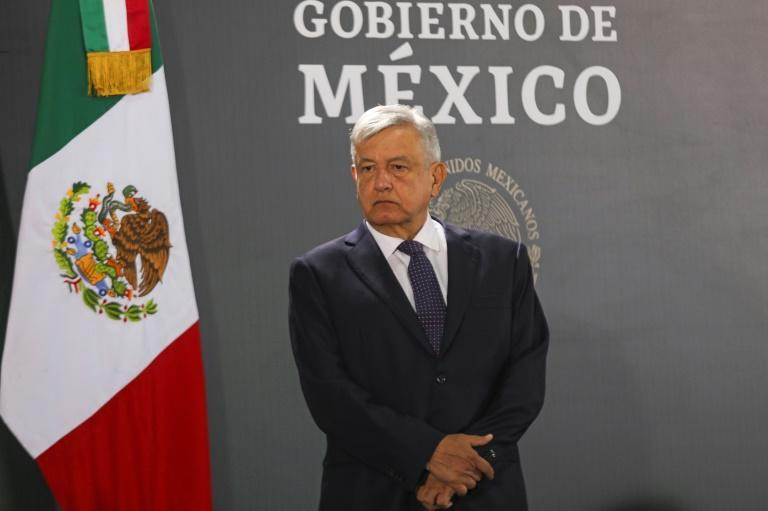 What's his name? Two of the US Democratic candidates for president couldn't remember the name of Mexican President Andres Manuel Lopez Obrador (AFP Photo/HERIKA MARTINEZ)
