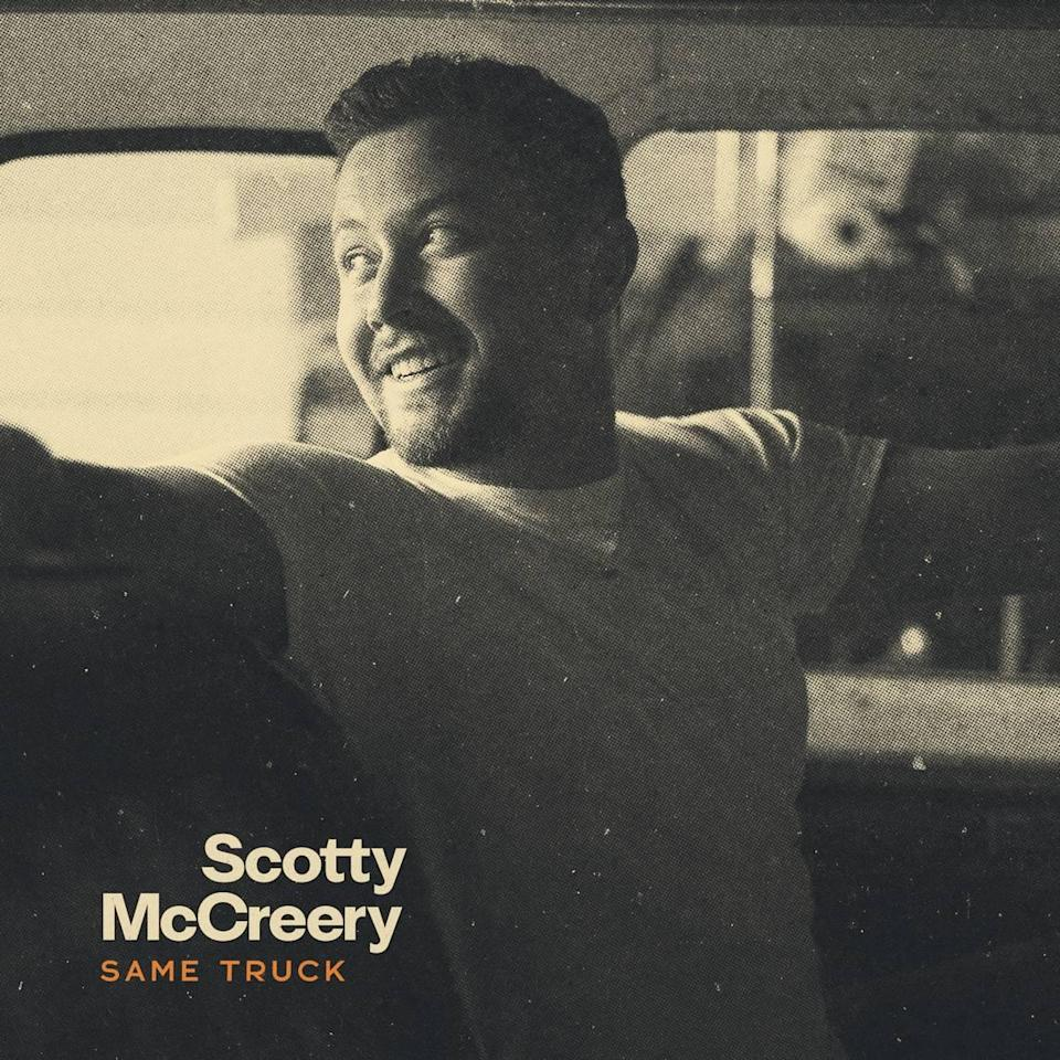 """Scotty McCreery will release his fifth studio album, """"Same Truck,"""" on Sept. 17, 2021. He wrote 10 of the 12 songs on the album."""