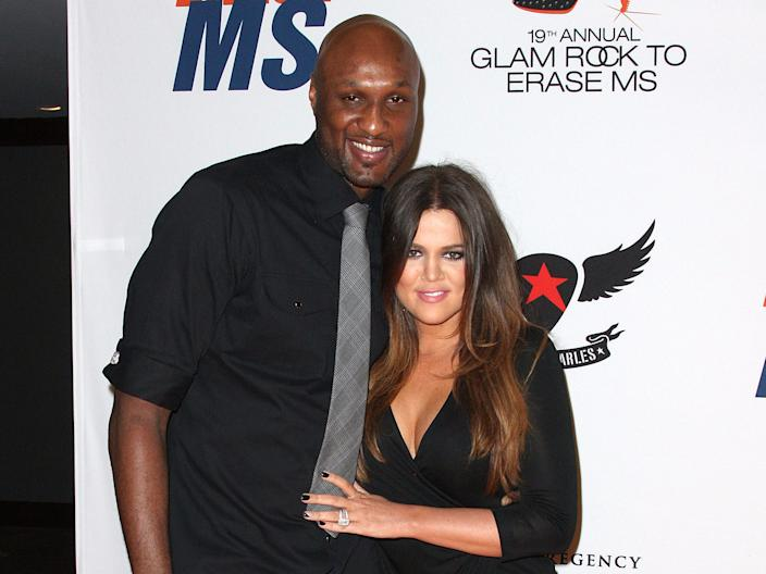 """Khloe & Lamar"" aired for two seasons."