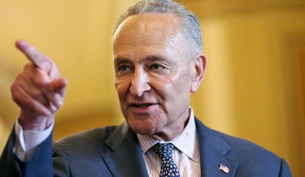 Schumer Vows to Force Votes on Witnesses for Senate Impeachment Trial: 'Republicans May Run But They Can't Hide'