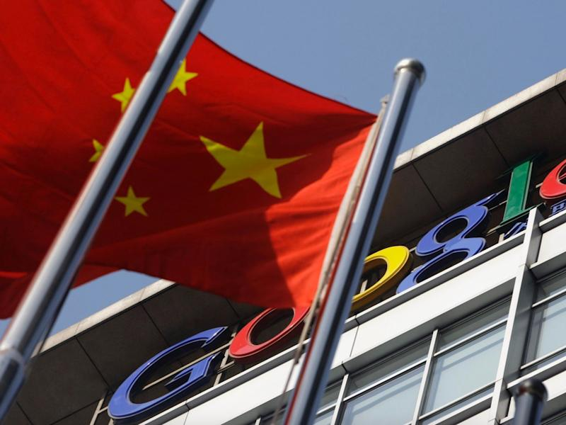 More than 1000 Google workers protest censored China search