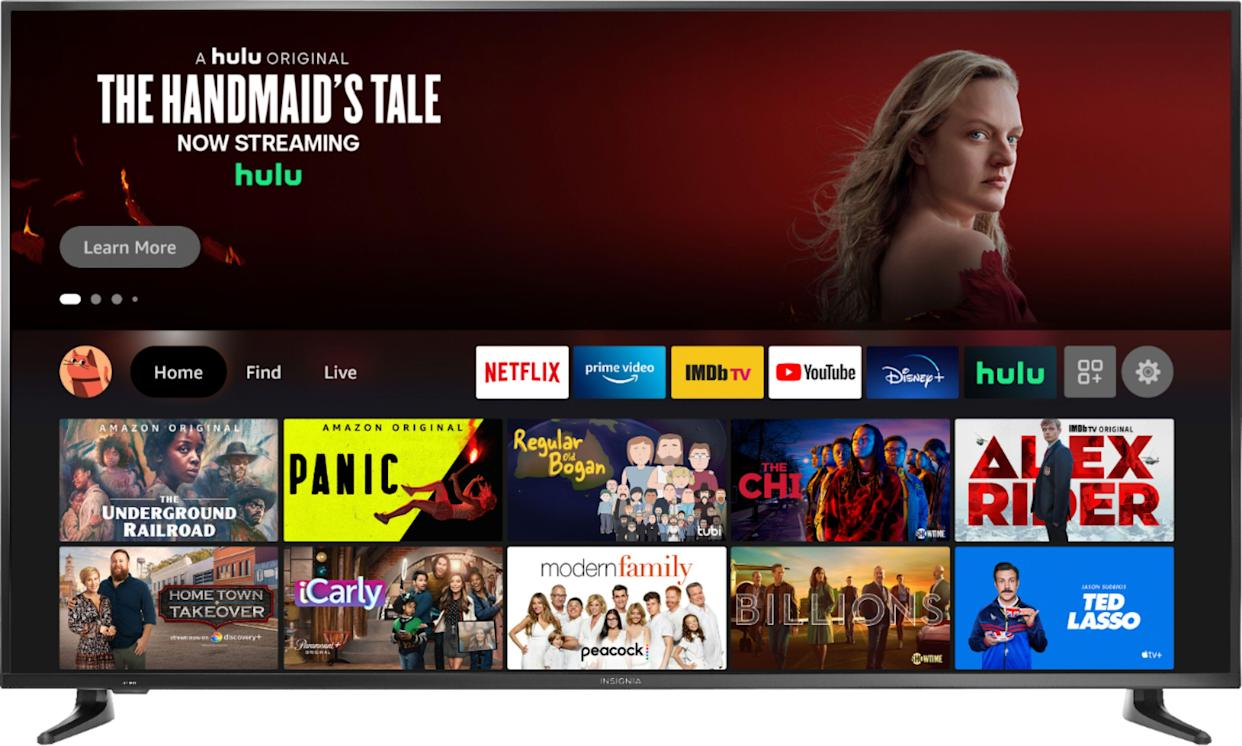 A 70-inch TV for $550 is awfully tempting, especially considering the Fire TV smarts baked in. (Photo: Best Buy)