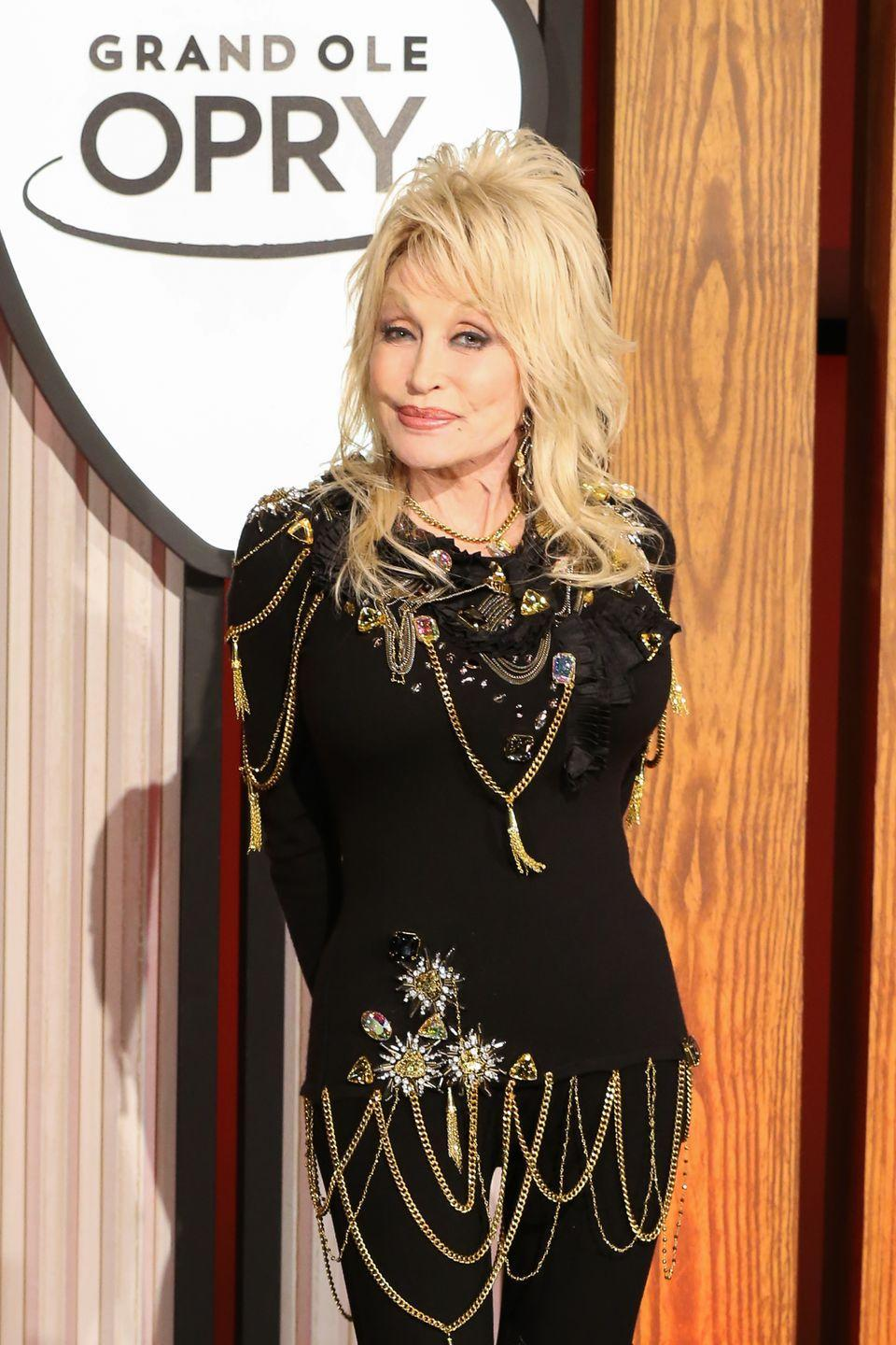 <p>Dolly achieved her childhood dream and then some when she performed at two sold-out shows at the Grand Ole Opry for the legendary Tennessee concert venue's 50th anniversary.</p>