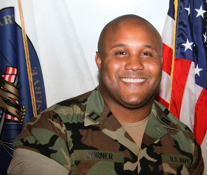 FILE - This undated photo released by the Los Angeles Police Department shows former Los Angeles police officer Christopher Dorner. A civilian oversight board has found that eight Los Angeles police officers who mistakenly opened fired on two women during a manhunt for the rogue ex-cop Dorner violated department policy. The Police Commission's decision Tuesday Feb. 4, 2014 follows an earlier settlement in which the city agreed to pay the pair $4.2 million. (AP Photo/Los Angeles Police Department, File)
