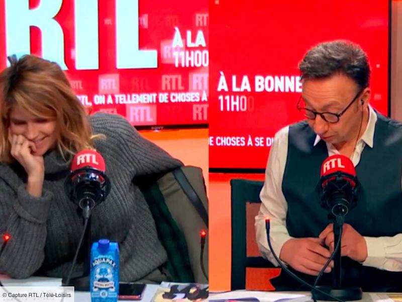 Stéphane Bern gêné de poser une question sur Laurent Delahousse à Alice Taglioni (VIDEO)