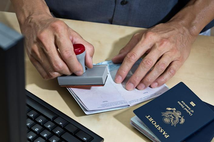 """Last-minute passport appointments are """"extremely limited"""" at this time and prioritize travelers in emergency situations."""