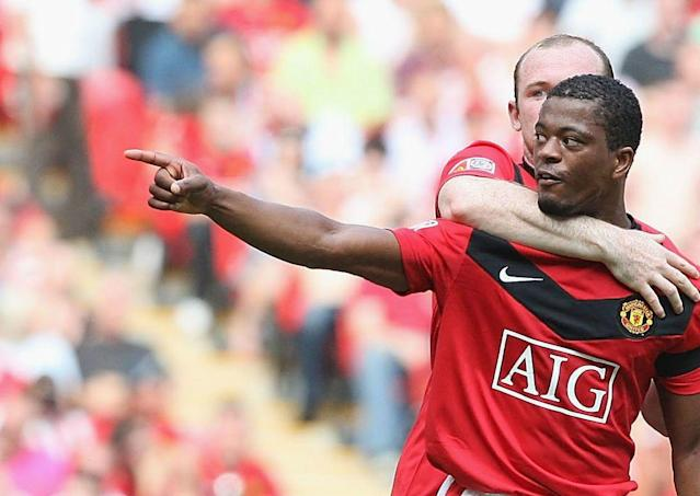 Patrice Evra is saying deeply stupid things again, and he's not the only ex-soccer star doing so. (Getty)