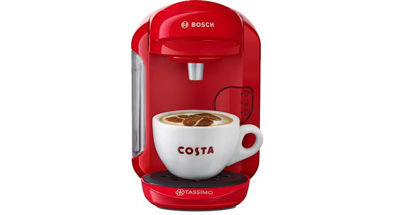 TASSIMO by Bosch Vivy2 TAS1403GB Hot Drinks Machine